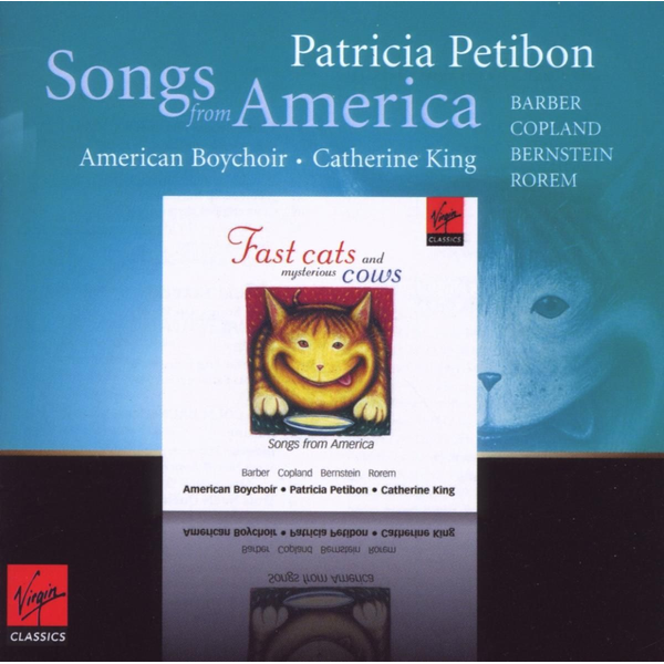 Petibon,Patricia - Fast Cats and Mysterious Cows