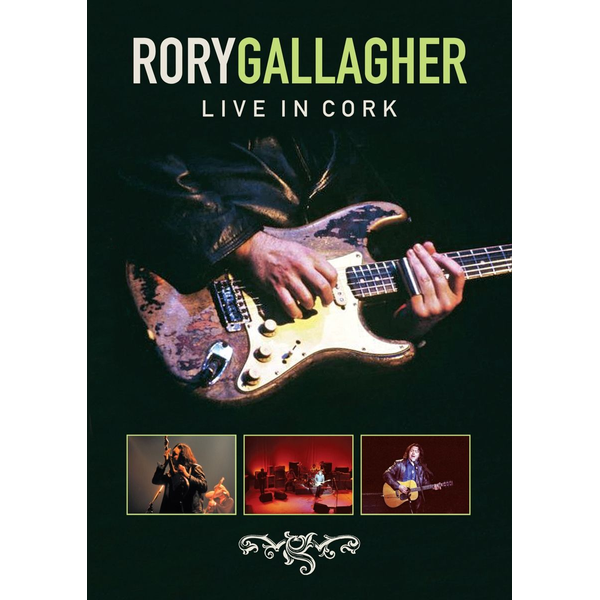 Gallagher,Rory - Live In Cork (DVD)