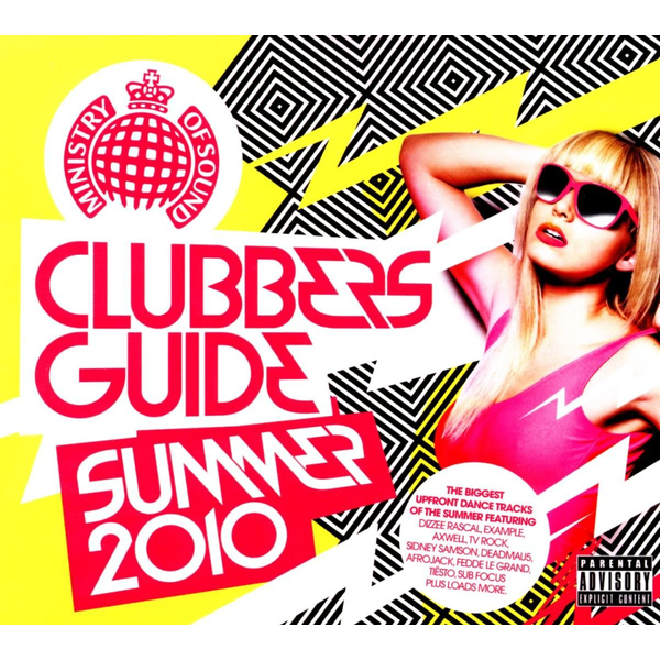 Various - Clubbers Guide Summer 2010