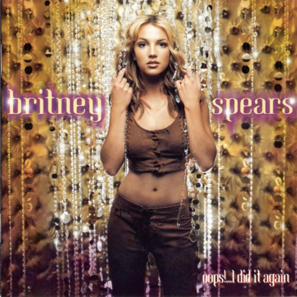 Spears,Britney - Oops!...I Did It Again