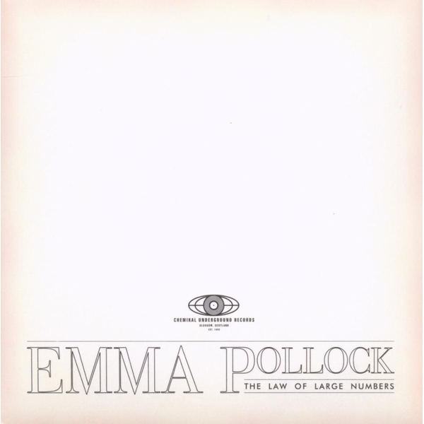 Pollock,Emma - The Law Of Large Numbers