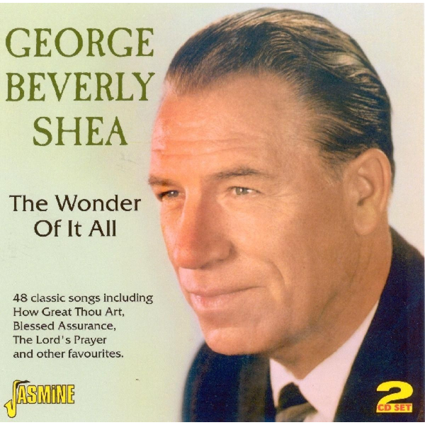 Shea,George Beverly - Wonder of it All