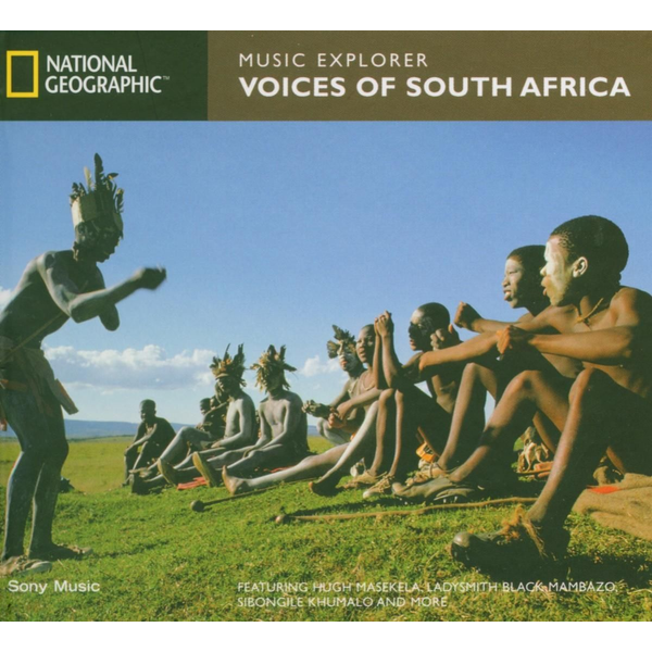 VARIOUS - VOICES OF SOUTH AFRICA