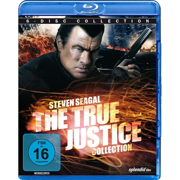 Keoni Waxman,Lauro Chartrand - The True Justice Collection-6-Disc Collection