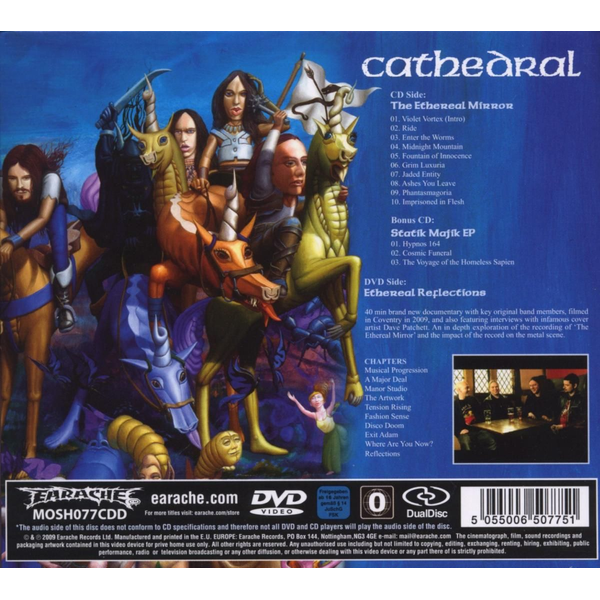 Cathedral - Ethereal Mirror
