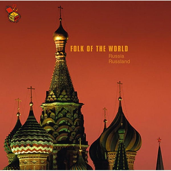 Various - Folk of the World: Russia