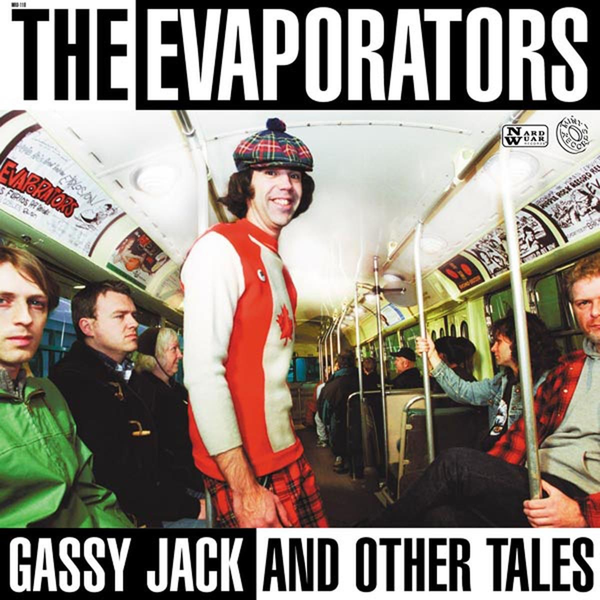 Evaporators,The - Gassy Jack And Other Tales