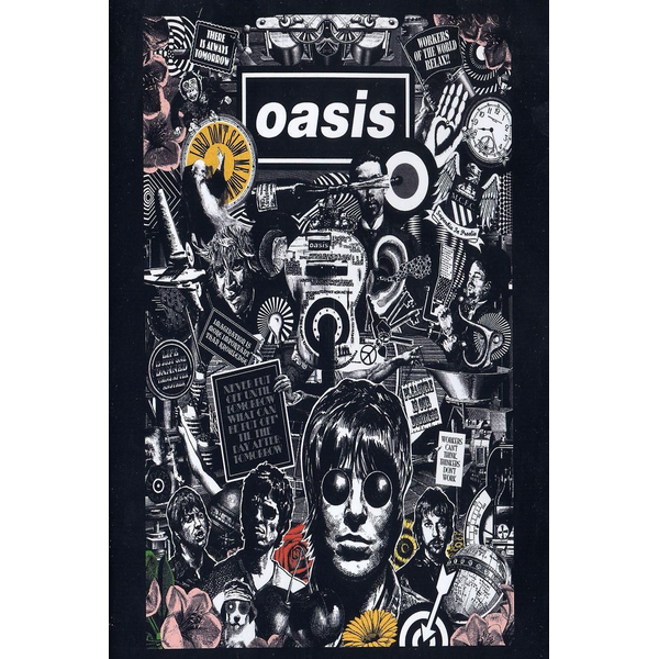Oasis Lord Don't Slow Me Down