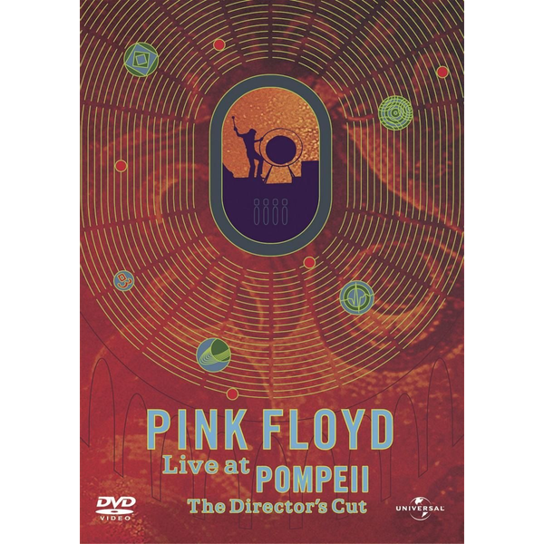 Pink Floyd - Pink Floyd Live at Pompeii-The Directors Cut