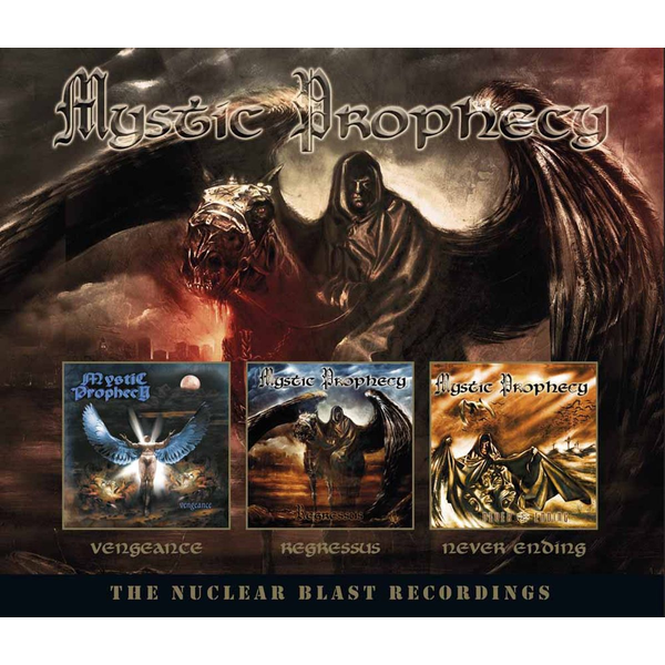 Mystic Prophecy Nuclear Blast Recordings