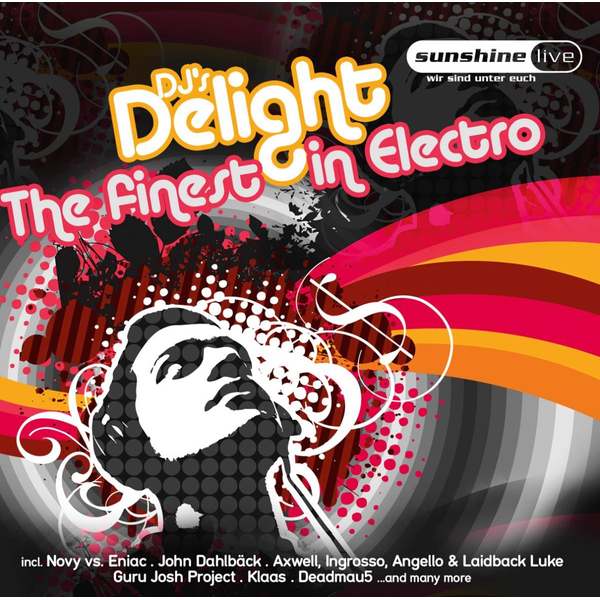 Various - Finest in Electro: DJ's Delight