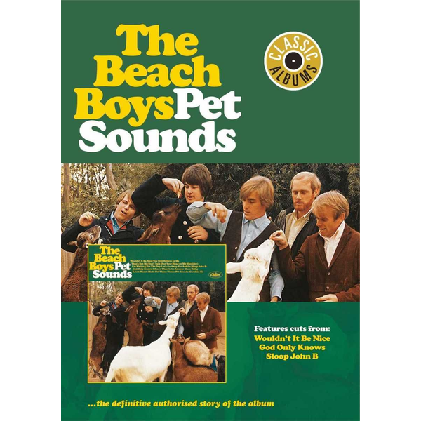 Beach Boys,The - Classic Albums: Pet Sounds (DVD)