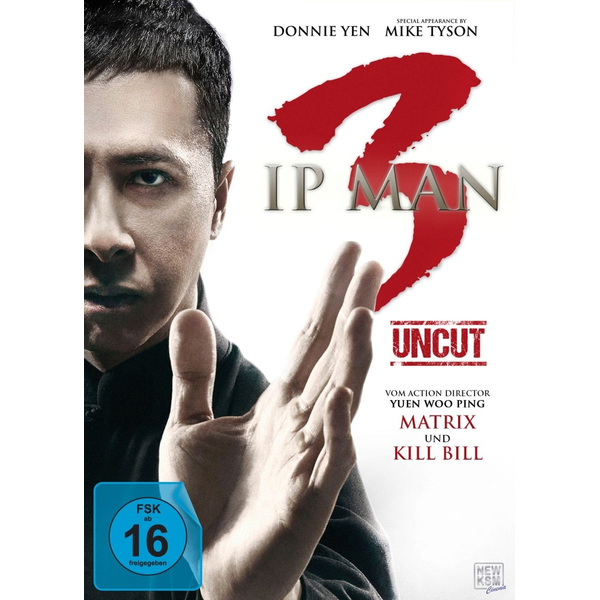 Wilson Yip - KSM GmbH K4619 movie/video DVD German