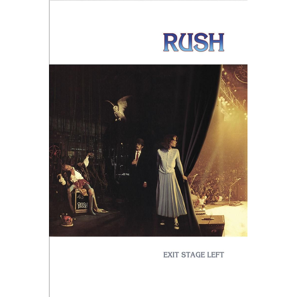 Rush - Exit...Stage Left [Video]
