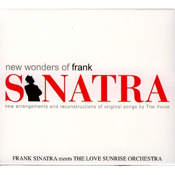 Love Sunrise Orchestra,The - New Wonders Of Frank