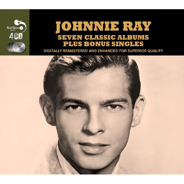 Ray,Johnnie - Seven Classic Albums Plus