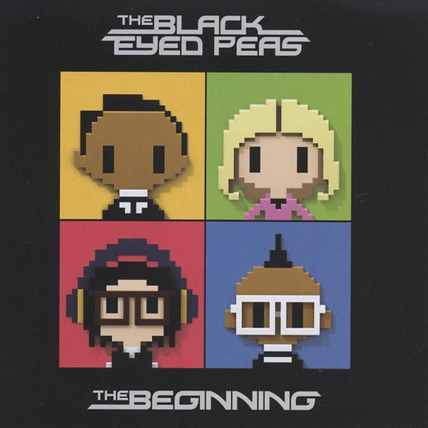 Black Eyed Peas - The Beginning (Deluxe Edt.)