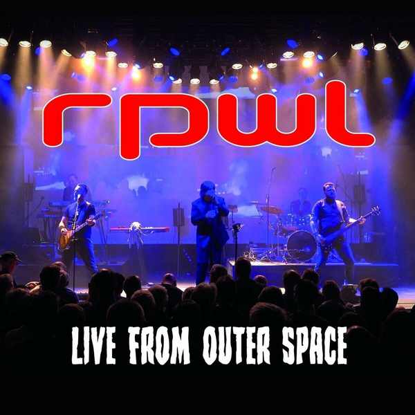RPWL - Live From Outer Space (2CD-Digipak)
