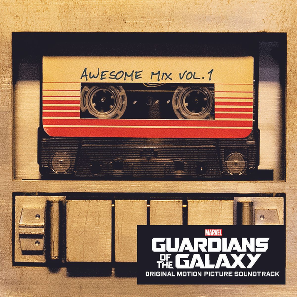 OST/Various - Guardians Of The Galaxy: Awesome Mix Vol.1