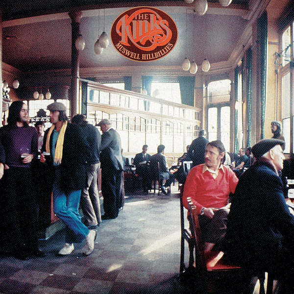Kinks,The - Muswell Hillbillies (Re-Release)