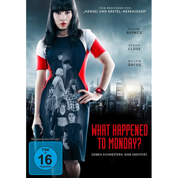 - What Happened To Monday?