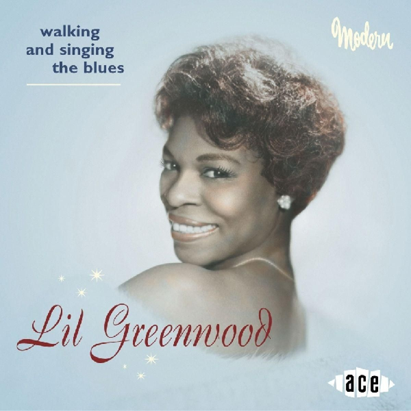 Greenwood,Lil - Walking And Singing The Blues