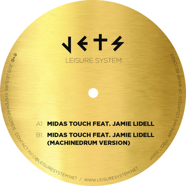 JETS Feat. Lidell,Jamie - Midas Touch