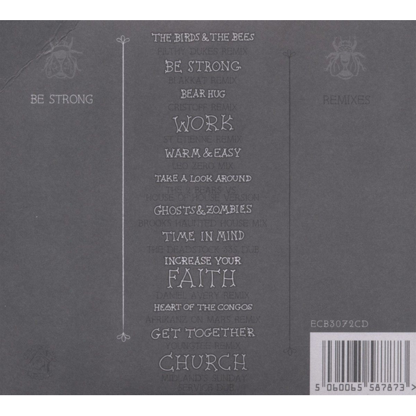 2 Bears,The - Be Strong (Deluxe Edition)