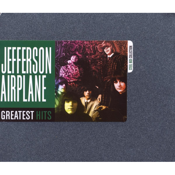 Jefferson Airplane - Greatest Hits [Steel Box Collection]