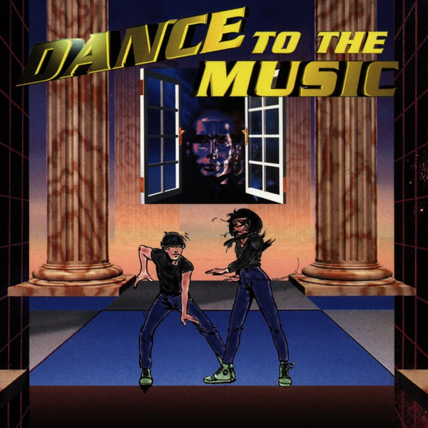 VARIOUS - DANCE TO THE MUSIC