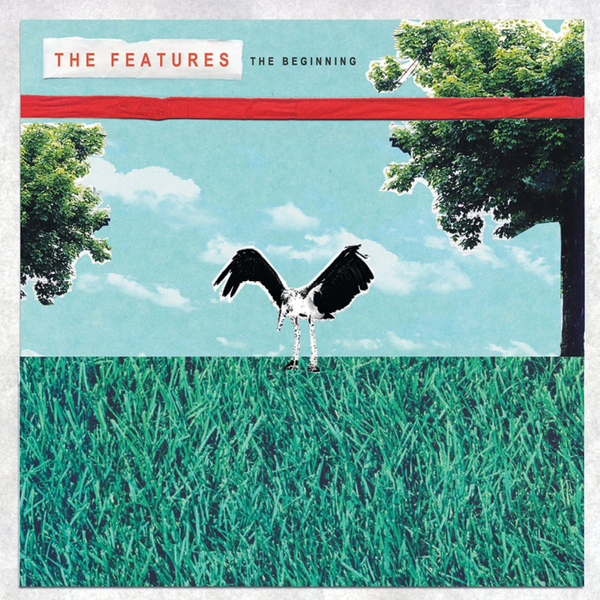 FEATURES,THE - THE BEGINNING EP