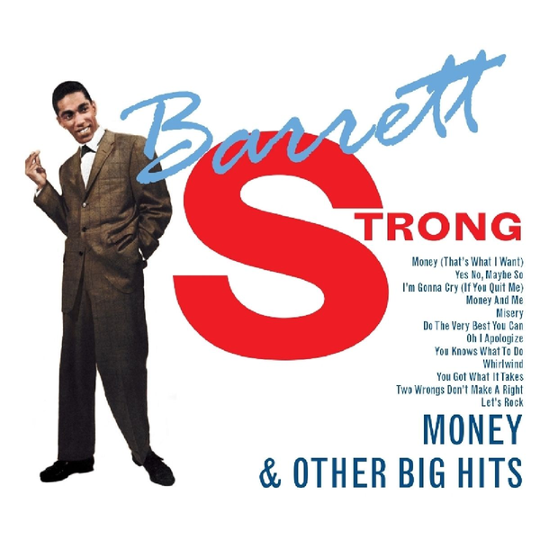 Strong,Barrett - Money & Other Big Things