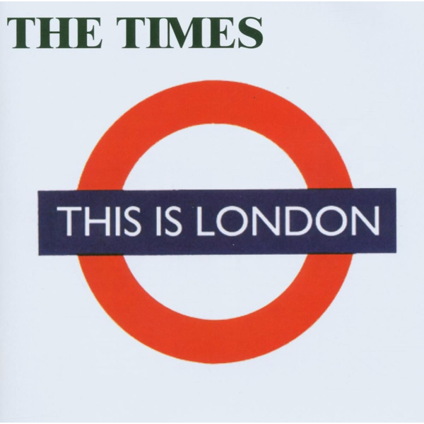 Times,The - This Is London