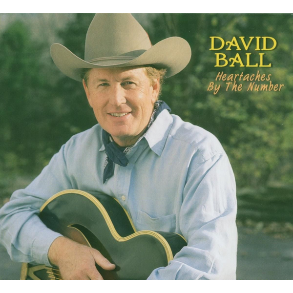 Ball,David - Heartaches by the Number