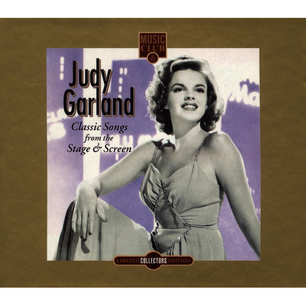 GARLAND,JUDY - LIMITED SPECIAL GOLD EDITION