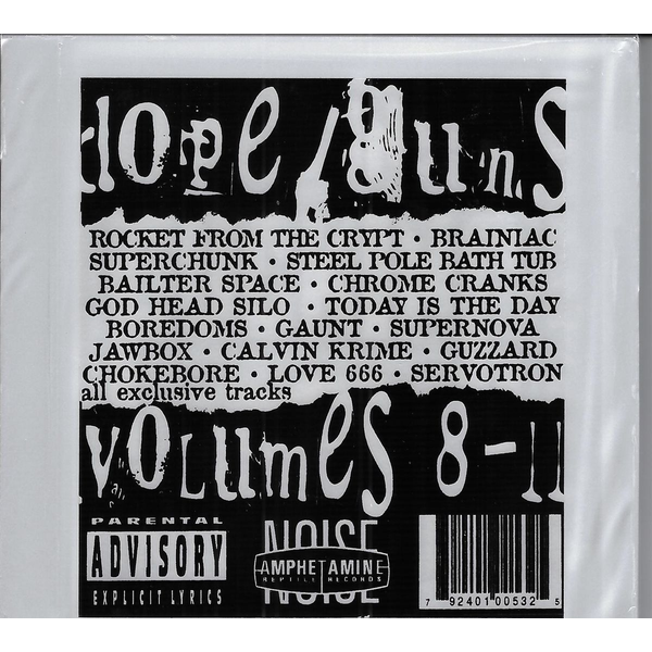 Various Dope Guns & Fucking In The Streets: Vol.8-11