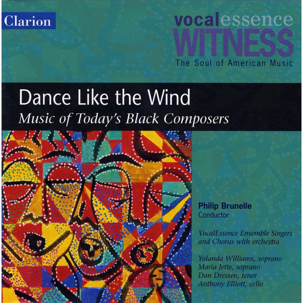 VocalEssence Ensemble Singers - Dance Like The Wind