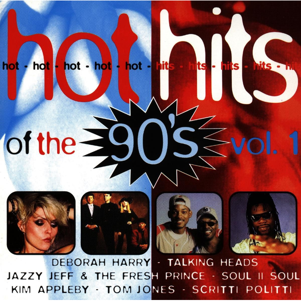 VARIOUS - HOT HITS OF THE 90'S VOL.1