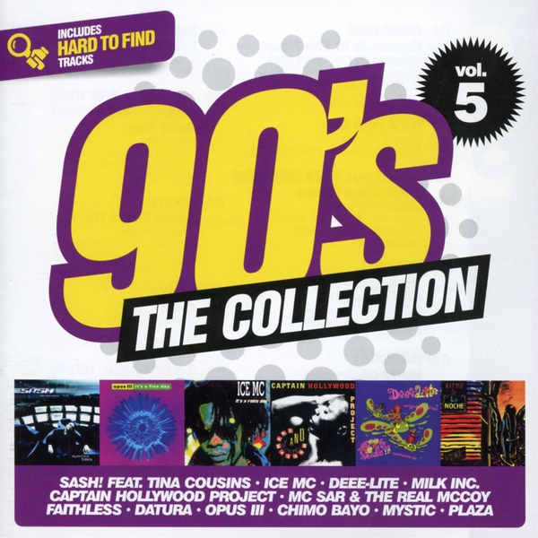 Various - 90s-The Collection,Vol.5