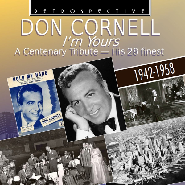 Cornell,Don - I'm Yours