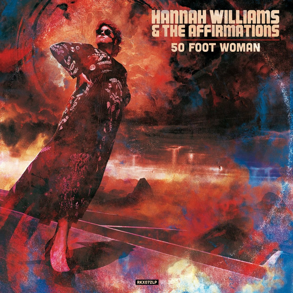 Williams, Hannah - 50 Foot Woman