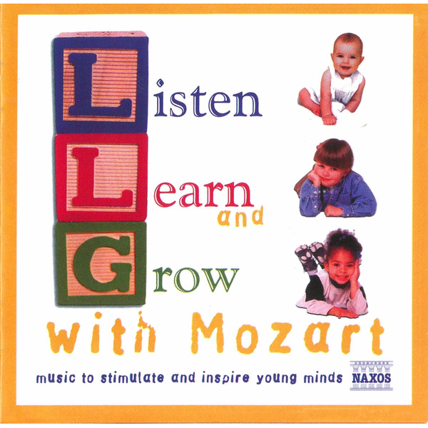 Various - Listen,Learn And Grow With Mozart