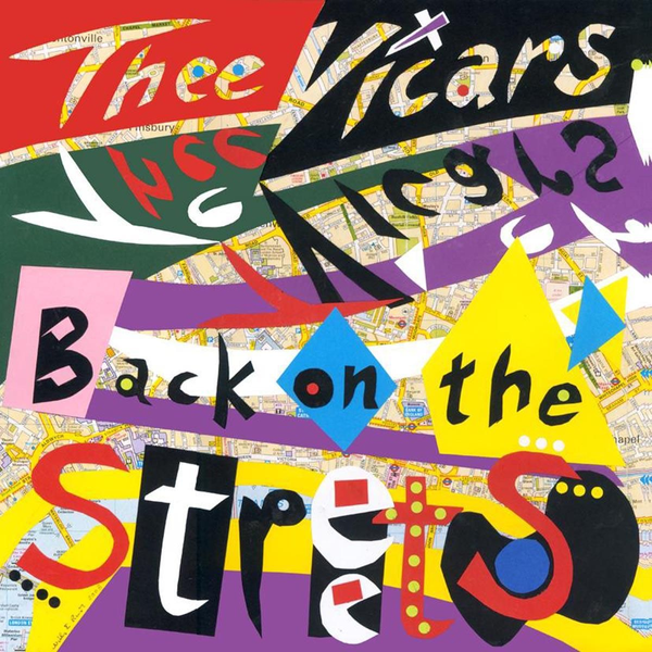 Thee Vicars - Back On The Streets
