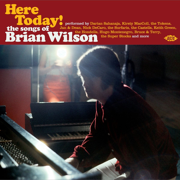 Various - Here Today!: The Songs of Brian Wilson