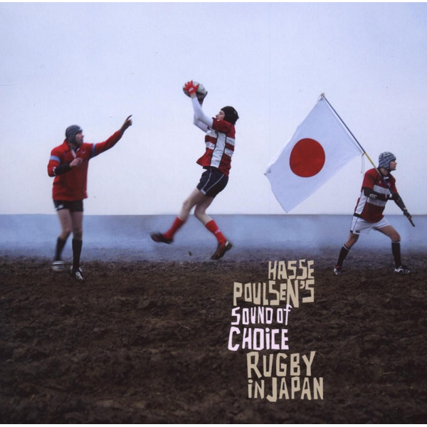 Poulsen,Hasse - Rugby in Japan