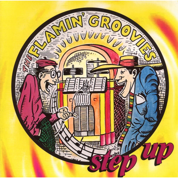 Flamin' Groovies,The - Step Up