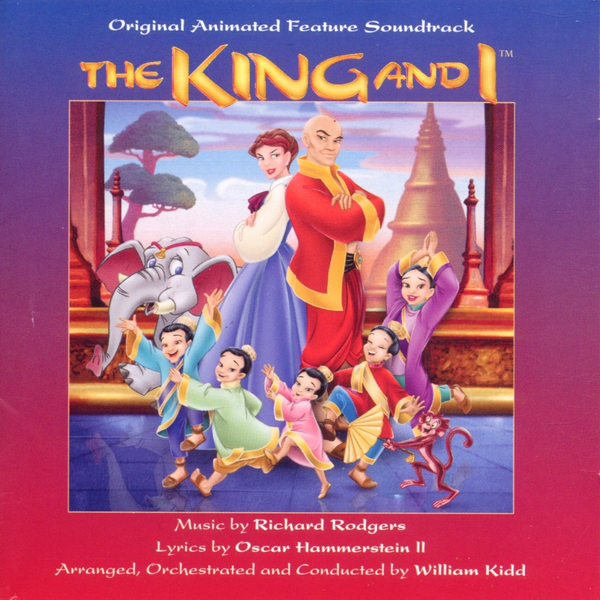 VARIOUS King and I [Original Animated Feature Soundtrack]