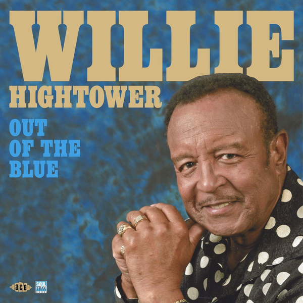 Hightower,Willie - Out Of The Blue (Vinyl)