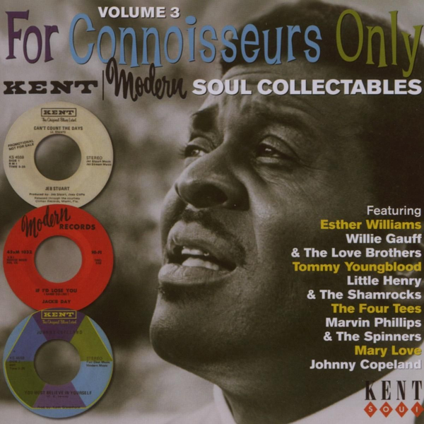 Various - For Connoisseurs Only, Vol. 3