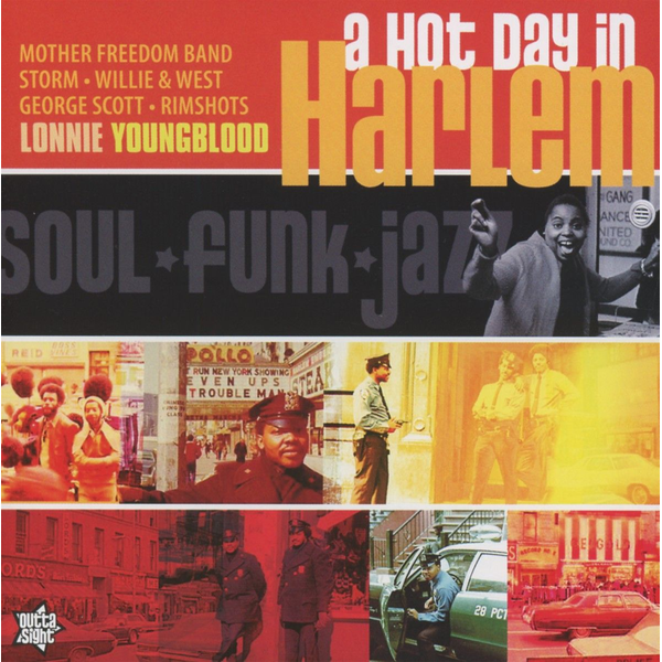 Various - A Hot Day In Harlem